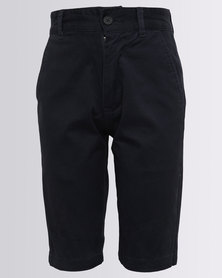 K7Star Boys Mac Shorts Navy