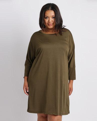 Me Glam Knit Dress Fatigue