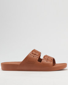 Walk Moses Sandals Toffee