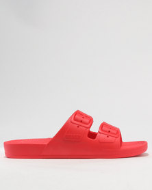Walk Moses Sandals Red