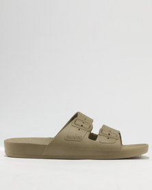 Walk Moses Sandals Khaki