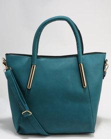 Utopia Shopper Bag Teal