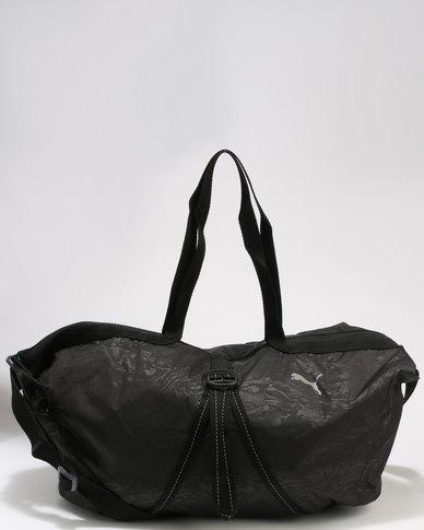 646e7ff271952c Puma Performance Fit Active Training Workout Bag Black | Zando