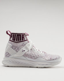 Puma Performance Ignite Evoknit Women's Training Shoe White