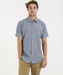 Quiksilver Oscar Shirt Blue