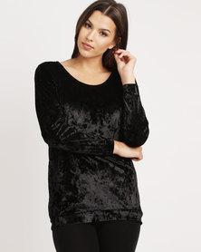 Tasha's Closet Maxi Jersey Black