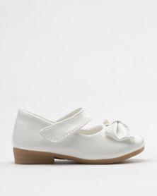 Bratz Formal Pumps White