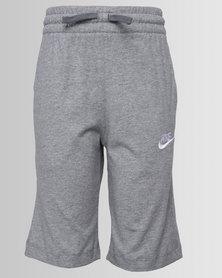 Nike Boys Nike Sportswear Shorts Grey