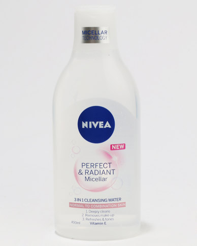 Nivea Perfect & Radiant Micellar Water 400ml