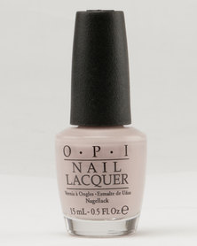 OPI Nl Dont Bossa Nova Me Around Nude