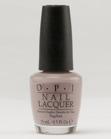 OPI Nl Taupe Less Beach Nailpolish Taupe