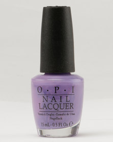 OPI Nl Do You Lilac It Lilac