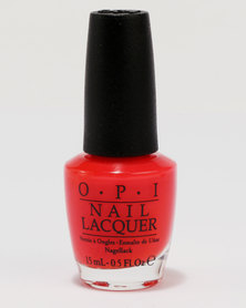 OPI Nail Lacquer Mod-ern Girl