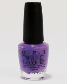 OPI Nail Lacquer A Grape Fit!