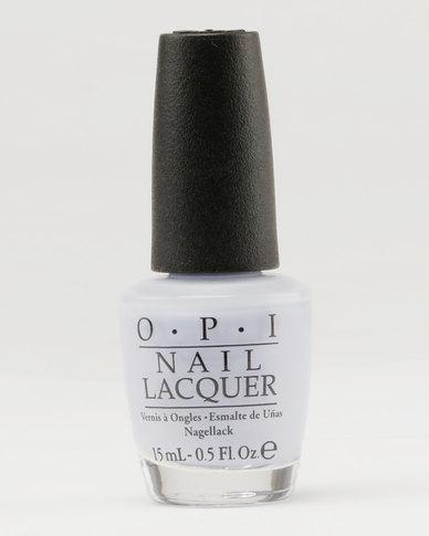 OPI NL I Am What I Amethyst Nailpolish Pale Blue