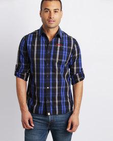 Soviet Mens Norm Long Sleeve Shirt Multi
