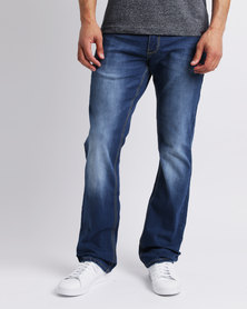 Soviet M Titas #12 Straight Leg Jeans Indigo