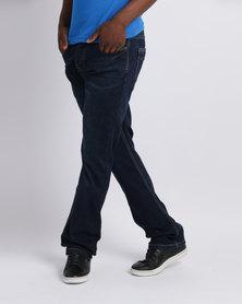 Soviet M Webster #12 Straight Leg Jeans Dark Indigo