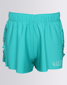 Lizzy Girls Asteria Shorts Teal