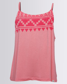 Lizzy Girls Addy Top Coral