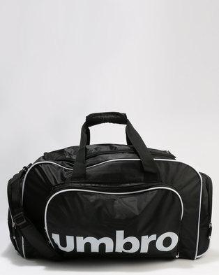 Umbro Sports Tog Bag Black d0afec3ba2