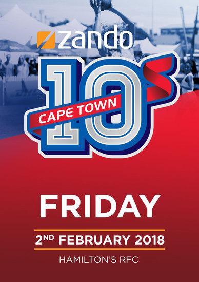 Friday - Zando 10s Cape Town