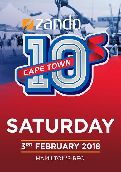 Saturday - Zando 10s Cape Town