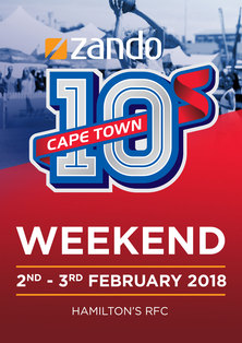 Weekend Pass - Zando 10s Cape Town
