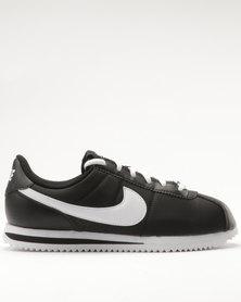 Nike Cortez Basic Nylon Black