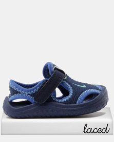 Nike Sunray Protect Toddler Sandals Blue