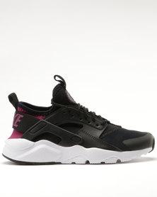 Nike Air Huarache Run Ultra GS Black