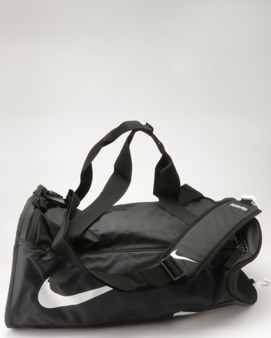 a93c07731af0 Nike Performance Men s Alpha Small Training Duffel Bag Black