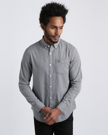Penguin Yarn Dye Check Shirt