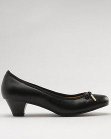 Bata Ladies Contemporary Casual Shoes Black