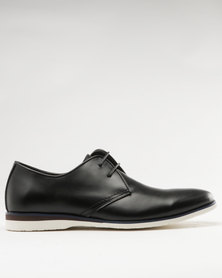 Bata Men's Contemporary Dress Shoe Black