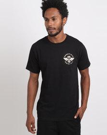 UNIT Men's Vanguard Tee Black