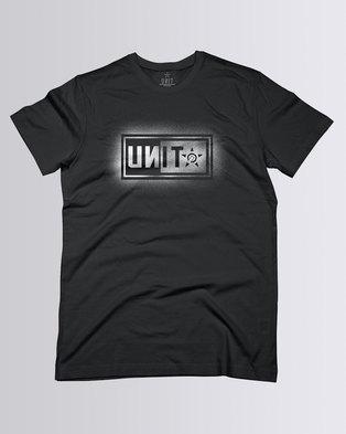 UNIT Youth Vindicate Tee Black