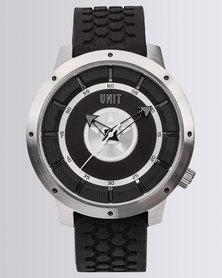 UNIT Mens Watch Vault Sport Silver