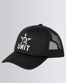 UNIT Warrant Cap Black