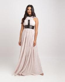 Sober Maya Dress Blush