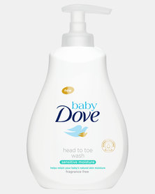 Baby Dove Body Wash Sensitive 400ml