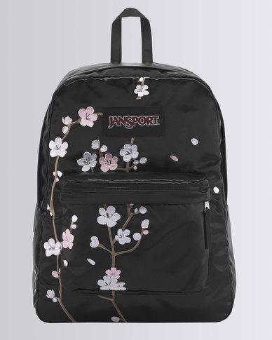 JanSport Super FX Backpack Satin Sideline