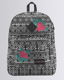 JanSport Super FX Backpack Peruvian Stripe