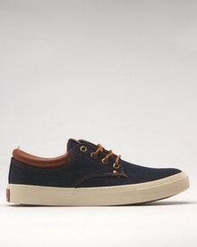 Soviet Philosopher Sneaker Denim/Tan