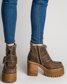 Jeffrey Campbell Staley Brown