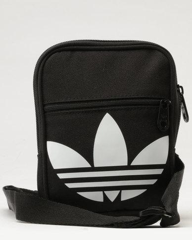 5ecef18cc453 adidas Festival Bag Trefoil Black