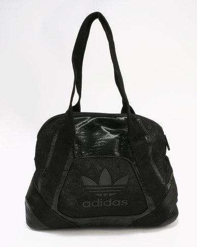 62ce123dd32e adidas Bowling Bag Black