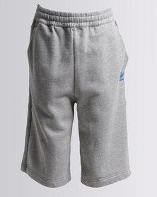 adidas J Sport LX Fleece Shorts Grey