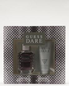 Guess Dare Male 50ml EDT 120ml Deodorant