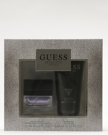 Guess Seductive Male 50ml EDT 75ml SG Aftershave